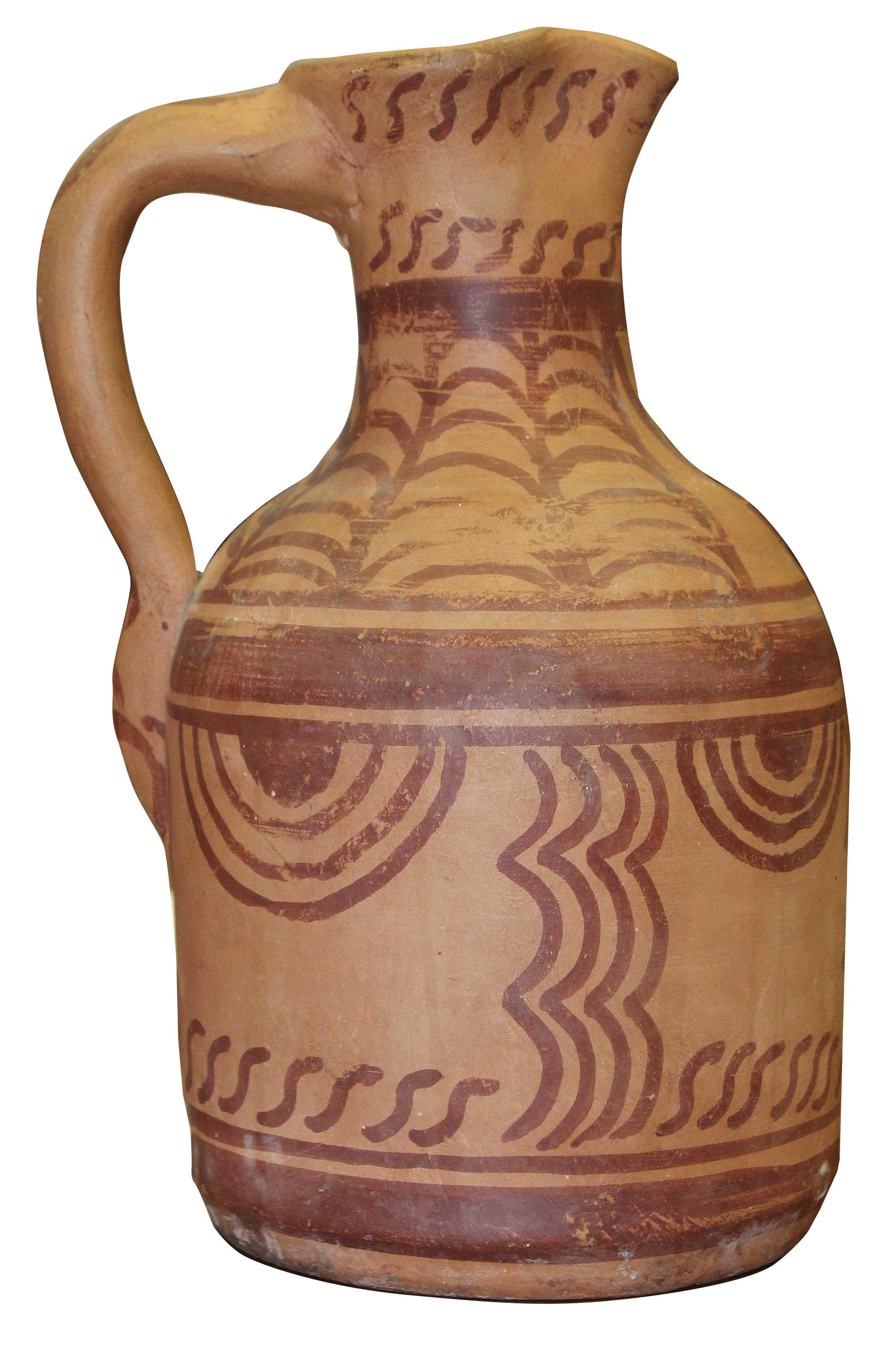 gerra de vi jònia del segle VI aC procedent de Grècia (a actual Anatòlia turca)
