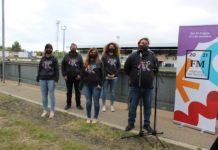els cinc administradors de la Festa Major de Vilafranca 2021